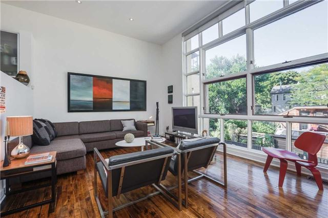 Photo 4: 306 Sackville St Unit #2 in Toronto: Cabbagetown-South St. James Town Condo for sale (Toronto C08)  : MLS(r) # C3626999