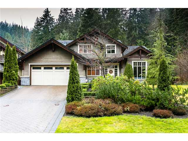 Main Photo: 3498 ANNE MACDONALD Way in North Vancouver: Northlands House for sale : MLS® # V992951