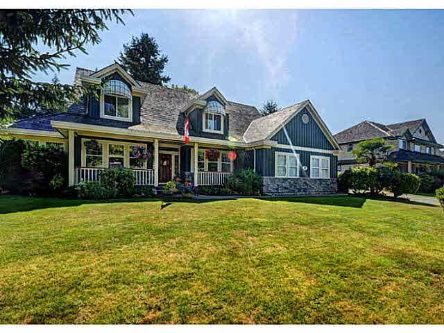 Main Photo: 2066 131ST STREET in Surrey: Elgin Chantrell House for sale (South Surrey White Rock)  : MLS® # F1448240