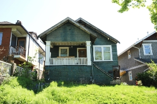 Main Photo: 2022 East 4th Ave -Commercial Drive House For Sale - East Vancouver Rea lEstate
