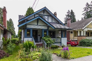 Main Photo: 605 First Street in New Westminster: House for sale : MLS® # R2108019