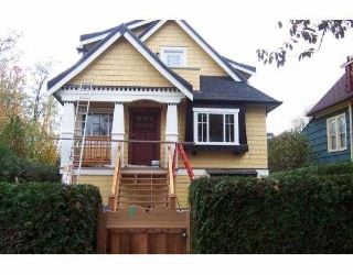 Main Photo: 298 E 21ST AV in Vancouver: Main House for sale (Vancouver East)  : MLS® # V563942