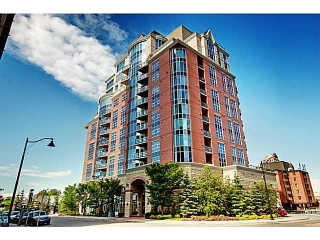 Main Photo: 802 110 7 Street SW in CALGARY: Eau Claire Condo for sale (Calgary)  : MLS(r) # C3567180