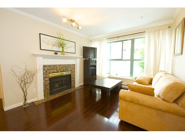 "Photo 3: 210 511 W 7TH Avenue in Vancouver: Fairview VW Condo for sale in ""BEVERLY GARDENS"" (Vancouver West)  : MLS(r) # V1009437"