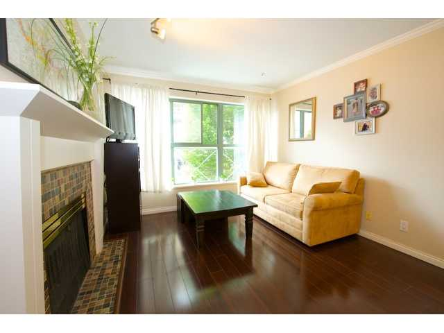 "Photo 4: 210 511 W 7TH Avenue in Vancouver: Fairview VW Condo for sale in ""BEVERLY GARDENS"" (Vancouver West)  : MLS(r) # V1009437"
