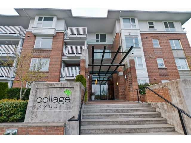 "Main Photo: 413 4783 DAWSON Street in Burnaby: Brentwood Park Condo for sale in ""COLLAGE"" (Burnaby North)  : MLS®# V1009694"