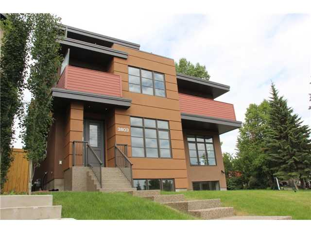 Main Photo: 3803 14 Street SW in CALGARY: Altadore_River Park Residential Attached for sale (Calgary)  : MLS(r) # C3575565