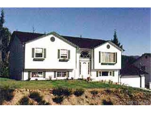 Main Photo: 6836 Burr Drive in SOOKE: Sk Broomhill Single Family Detached for sale (Sooke)  : MLS® # 161203