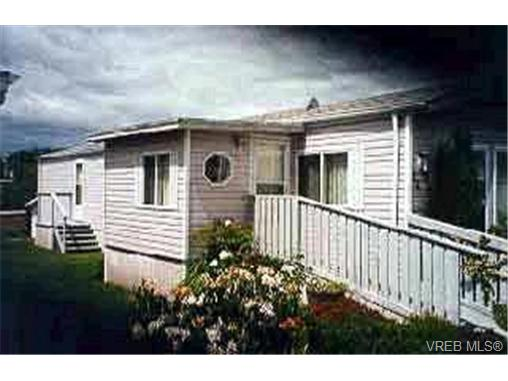 Main Photo: 12 1529 Cooper Road in VICTORIA: VR Glentana Manu Single-Wide for sale (View Royal)  : MLS® # 178568