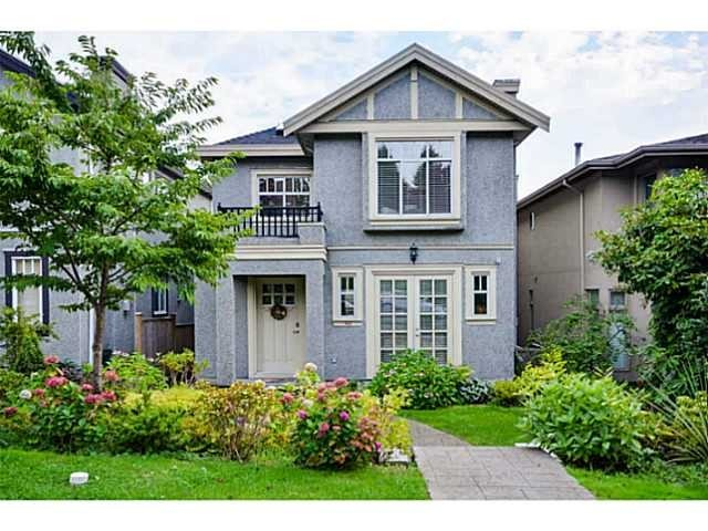 "Main Photo: 4042 W 35TH Avenue in Vancouver: Dunbar House for sale in ""DUNBAR"" (Vancouver West)  : MLS®# V1078528"