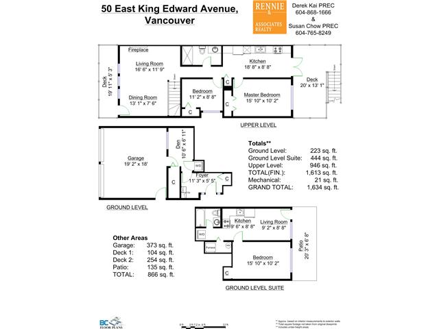 Photo 18: 50 E KING EDWARD AV in Vancouver: Main House for sale (Vancouver East)  : MLS® # V1108119