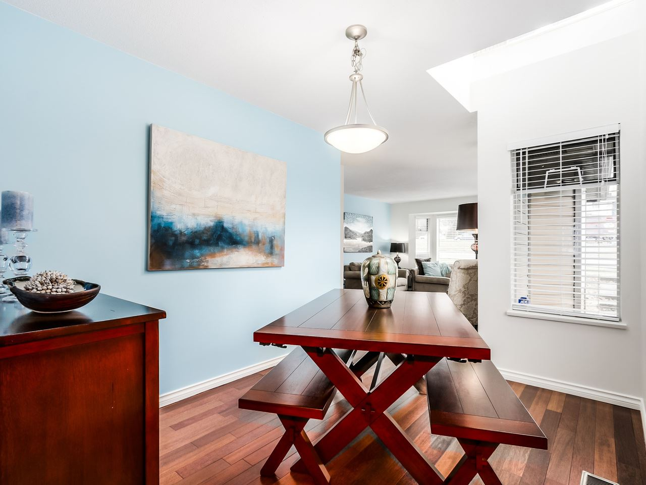Photo 3: Photos: 2 269 E KEITH ROAD in North Vancouver: Lower Lonsdale House 1/2 Duplex for sale : MLS® # R2025742
