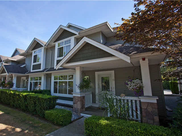 Main Photo: 13 19148 124 Avenue in Pitt Meadows: Townhouse for sale