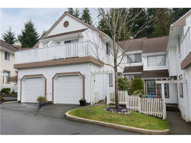 "Main Photo: 9 3939 INDIAN RIVER Drive in North Vancouver: Indian River Townhouse for sale in ""HARTFORD LANE"" : MLS®# V996224"