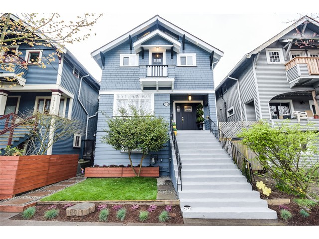 Main Photo: 1718 VICTORIA DR in Vancouver: Grandview VE House for sale (Vancouver East)  : MLS®# V1066386