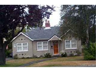 Main Photo: 631 Oliver Street in VICTORIA: OB South Oak Bay Single Family Detached for sale (Oak Bay)  : MLS® # 167326