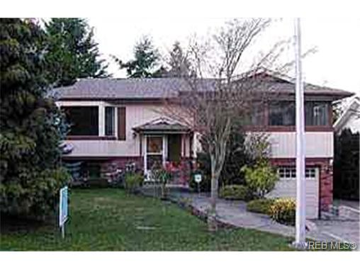 Main Photo: 1276 Lonsdale Place in VICTORIA: SE Maplewood Single Family Detached for sale (Saanich East)  : MLS®# 202244