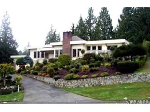 Main Photo: 1785 Forest Park Drive in NORTH SAANICH: NS Dean Park Recreational for sale (North Saanich)  : MLS® # 202993
