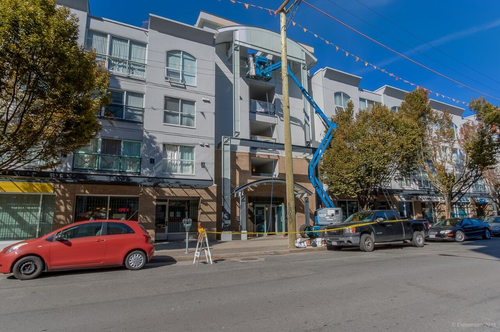Photo 2: # 318 511 W 7TH AV in Vancouver: Fairview VW Condo for sale (Vancouver West)  : MLS® # V1140981