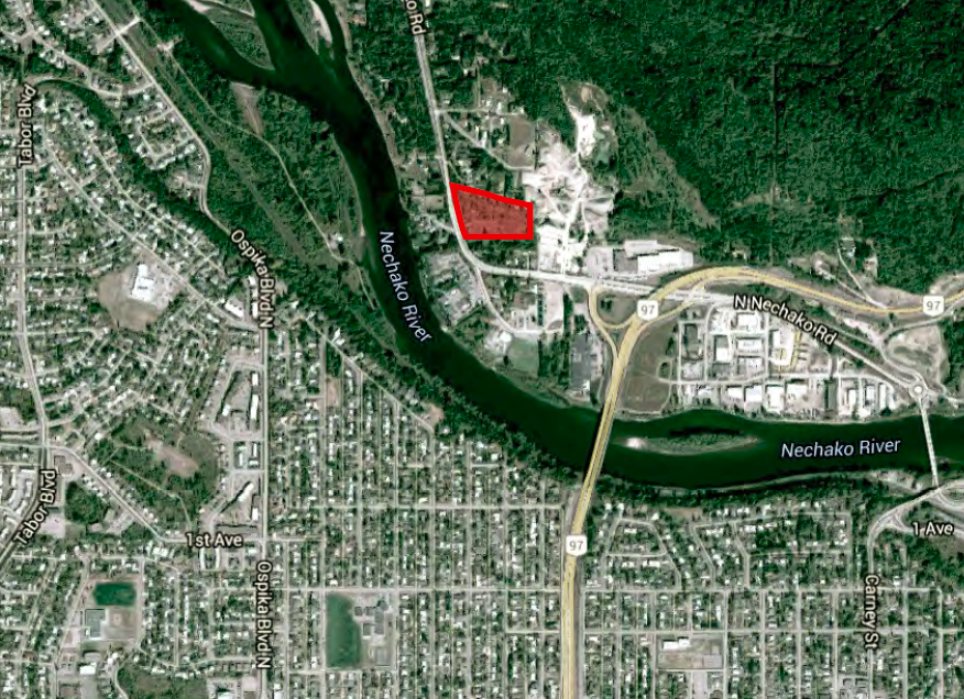 Main Photo: Residential Development: Land Commercial for sale (Prince George, BC)