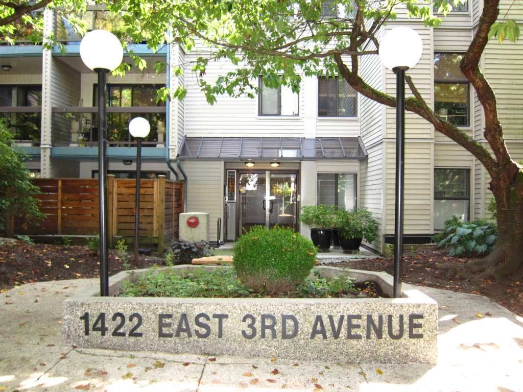 FEATURED LISTING: 319 - 1422 3RD Avenue East Vancouver