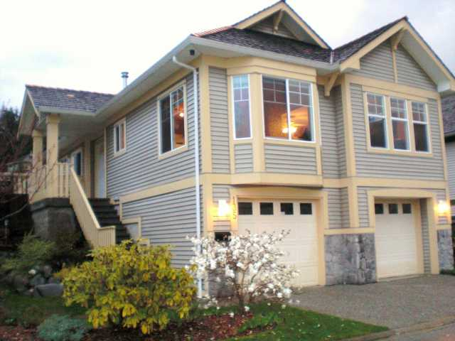Main Photo: 135 EVERGREEN CR in : Anmore House for sale : MLS® # V816579
