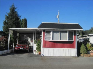 "Main Photo: 101 201 CAYER Street in Coquitlam: Maillardville Manufactured Home for sale in ""WILDWOOD PARK"" : MLS® # V1006135"