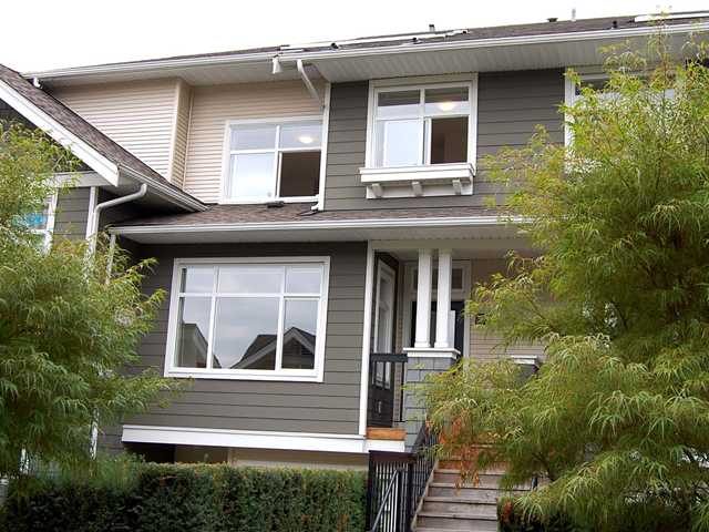 Main Photo: #998 8978 Southpoint Drive in Burnaby: South Slope Townhouse for sale (Burnaby South)  : MLS® # V909523