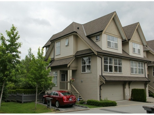 "Main Photo: 35 8089 209TH Street in Langley: Willoughby Heights Townhouse for sale in ""Arborel Park"" : MLS® # F1416454"