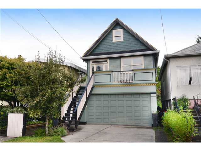 Photo 20: 269 E 26TH Avenue in Vancouver: Main House for sale (Vancouver East)  : MLS(r) # V1080656