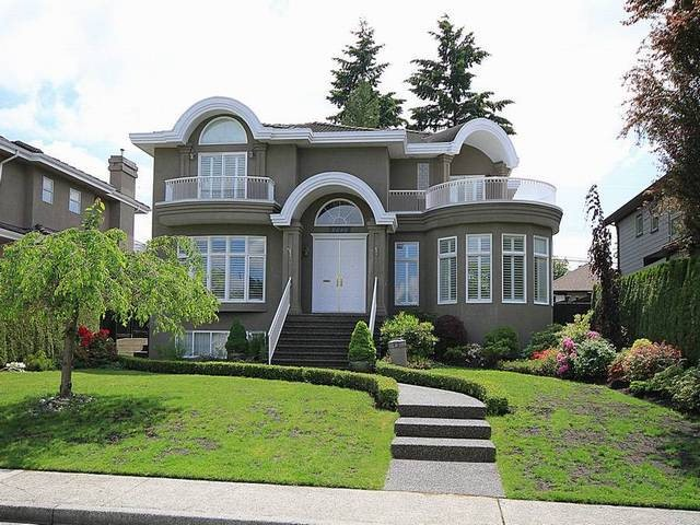Main Photo: 8648 ARMSTRONG AV in Burnaby: The Crest House for sale (Burnaby East)  : MLS(r) # V1077433