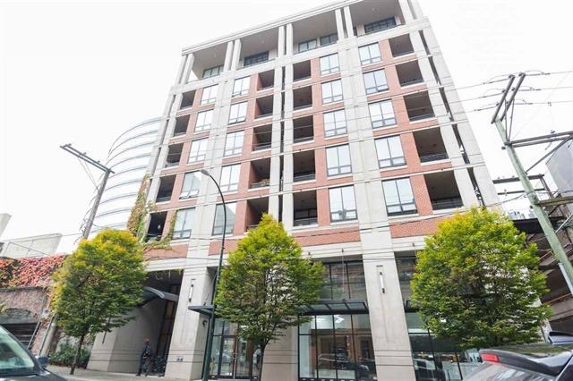 Main Photo: 502 531 Beatty in Vancouver: Downtown VW Condo for sale (Vancouver West)  : MLS® # R2118857