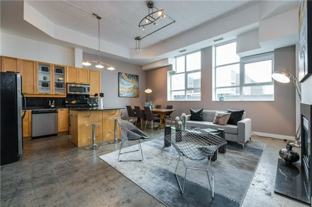 Photo 6: 155 Dalhousie St Unit #1039 in Toronto: Church-Yonge Corridor Condo for sale (Toronto C08)  : MLS(r) # C3692552