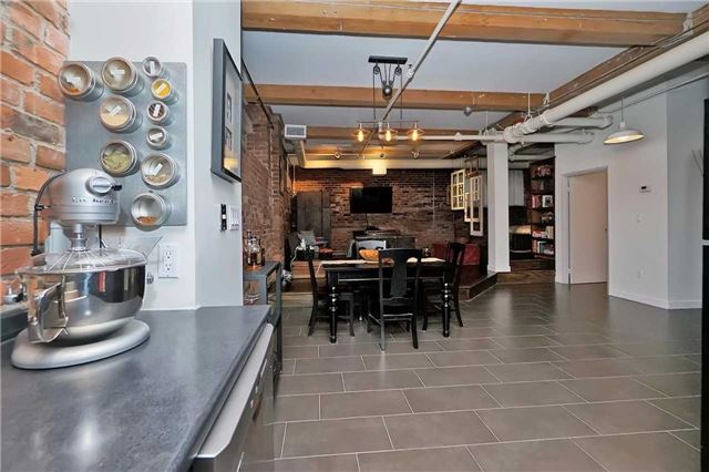 Photo 5: 90 Sherbourne St Unit #104 in Toronto: Moss Park Condo for sale (Toronto C08)  : MLS(r) # C3695227