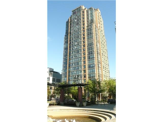 "Main Photo: 1706 1188 RICHARDS Street in Vancouver: Yaletown Condo for sale in ""PARK PLAZA"" (Vancouver West)  : MLS® # V943428"