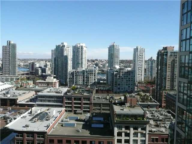 "Photo 2: 1706 1188 RICHARDS Street in Vancouver: Yaletown Condo for sale in ""PARK PLAZA"" (Vancouver West)  : MLS® # V943428"