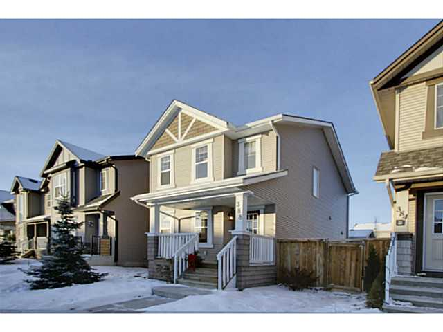 Main Photo: 388 SILVERADO Drive SW in CALGARY: Silverado Residential Detached Single Family for sale (Calgary)  : MLS(r) # C3548772