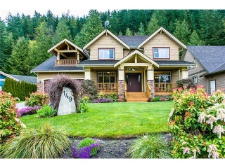 Main Photo: 149 STONEGATE Drive in West Vancouver: Furry Creek House for sale : MLS® # V1000000