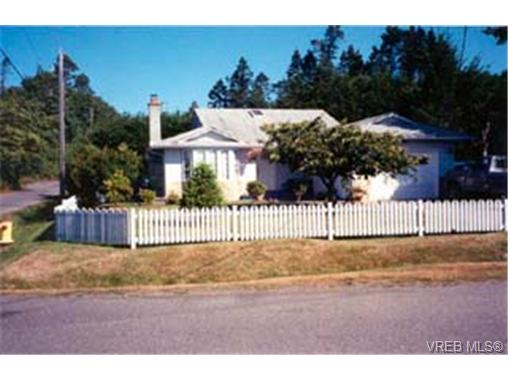 Main Photo: 6784 Eustace Road in SOOKE: Sk Sooke Vill Core Single Family Detached for sale (Sooke)  : MLS® # 160003