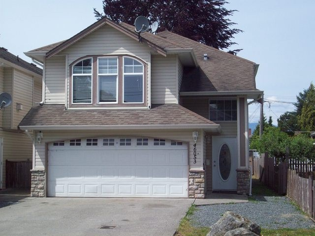 Main Photo: B 46053 Third Avenue in Chilliwack: Chilliwack E Young-Yale House 1/2 Duplex for sale : MLS® # H1402514