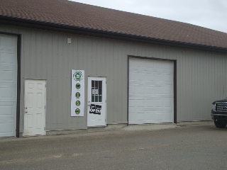 Main Photo: 5 4105 41 Avenue in Whitecourt: Industrial for lease : MLS(r) # 36918