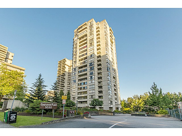 Main Photo: 1907 9280 Salish Court in Burnaby: Sullivan Heights Condo for sale (Burnaby North)  : MLS®# V1128708