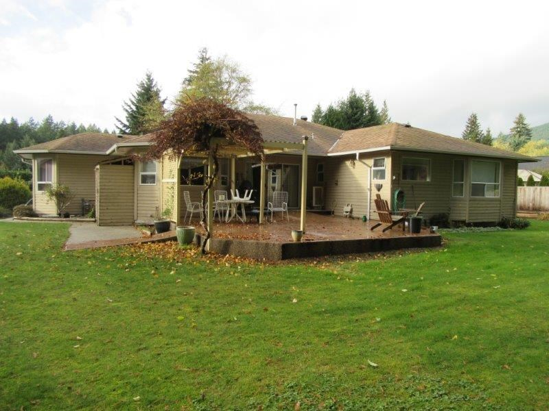 Photo 2: 1542 ISLANDVIEW DRIVE in Gibsons: Gibsons & Area House for sale (Sunshine Coast)  : MLS(r) # R2016413
