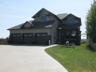 Main Photo: 4123 Flats Road in Whitecourt: House for sale : MLS® # 44630