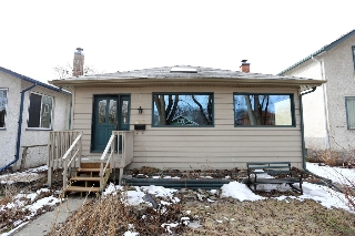 Main Photo: 492 Sprague Street in Winnipeg: WOLSELEY Single Family Detached for sale (West Winnipeg)  : MLS® # 1607076