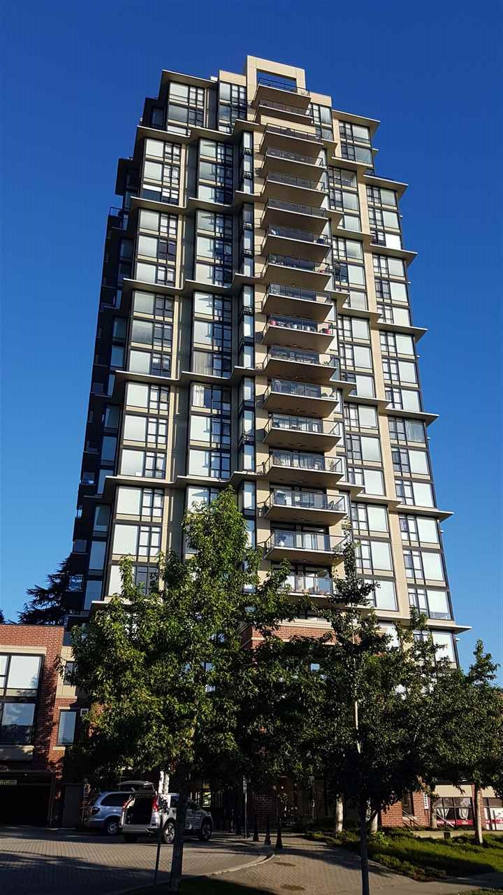 Main Photo: 1102 15 E ROYAL AVENUE in New Westminster: Fraserview NW Condo for sale : MLS® # R2100235