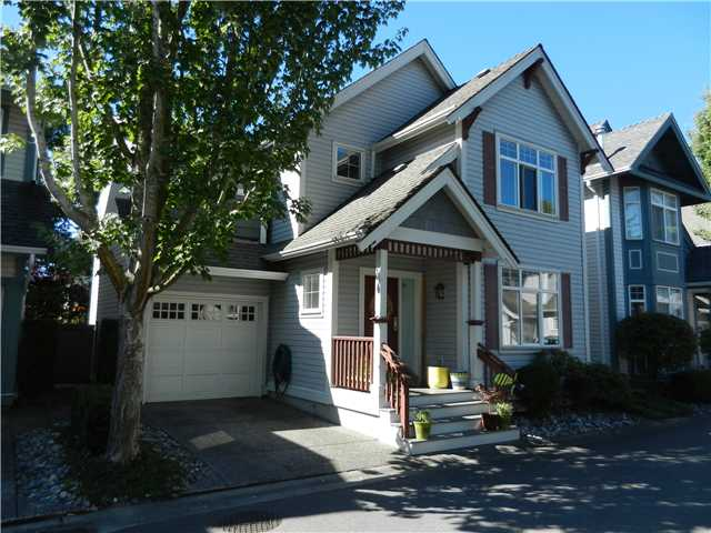 "Main Photo: 12 4771 GARRY Street in Richmond: Steveston South Townhouse for sale in ""GARRY CORNER - Town Line Homes"" : MLS® # V1026300"