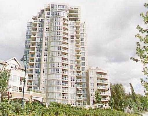 "Main Photo: 201 200 NEWPORT DR in Port Moody: North Shore Pt Moody Condo for sale in ""THE BURRARD"" : MLS® # V602911"