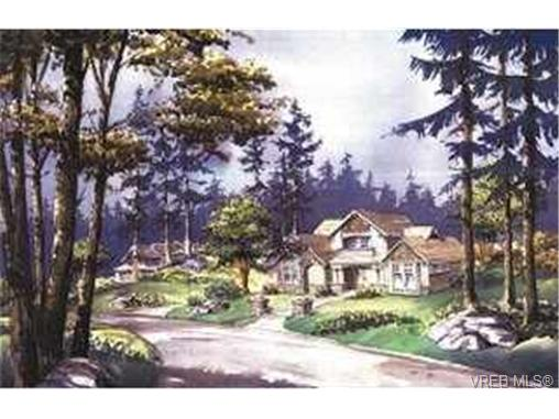 Main Photo: 529 Caselton Place in VICTORIA: SW Royal Oak Land for sale (Saanich West)  : MLS(r) # 181870