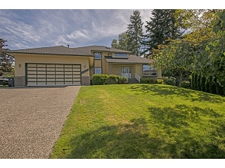 """Main Photo: 8010 150TH Street in Surrey: Bear Creek Green Timbers House for sale in """"SHAUGHNESSY ESTATES"""" : MLS(r) # F1421305"""